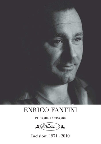 Enrico Fantini catalogo incisioni